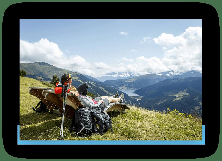 MANNI das Hotel Outdoor Biken und Wandern in Mayrhofen