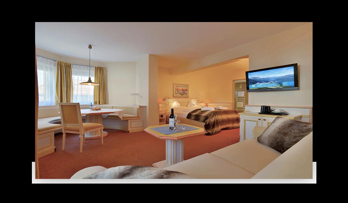 MANNI Suite Luxus Apartment in Zillertal