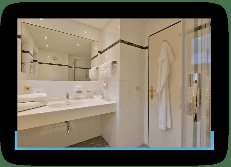 MANNI Comfort Room Badezimmer
