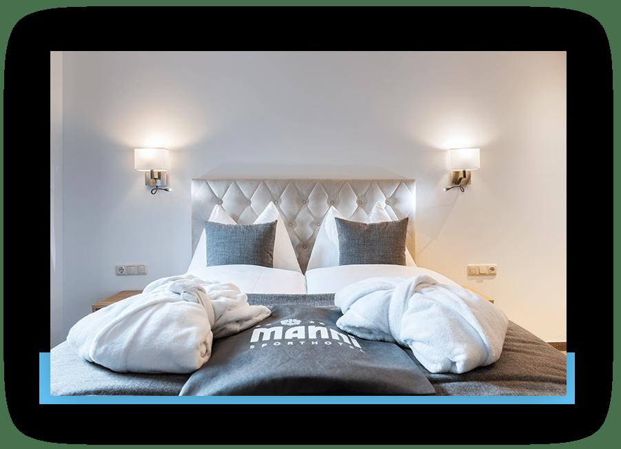 MANNI Home Doppelbett