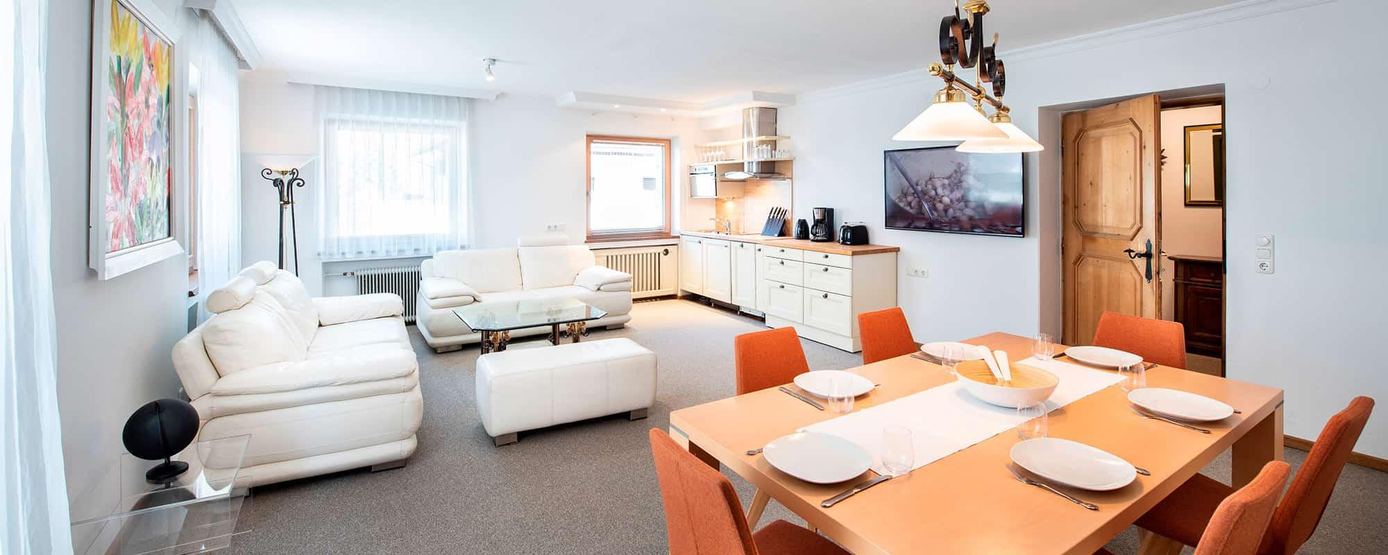 MANNI Home luxuriöser Urlaub in Mayrhofen