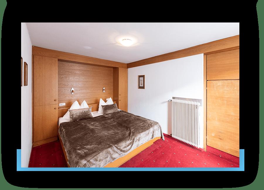 MANNI low budget uriges doppelbett für ihr wohlbefinden