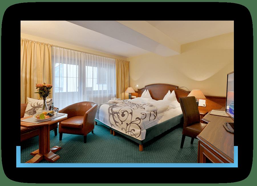 MANNI Classic Room XXL Bett