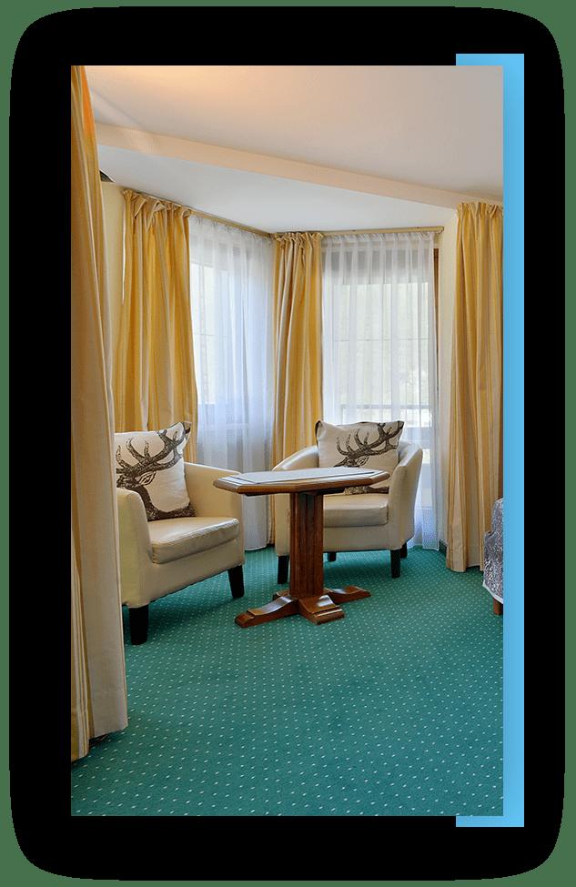 MANNI Comfort luxuriöse sitzgelegenheit
