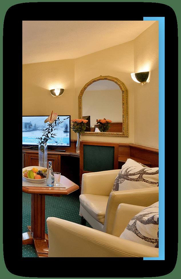 MANNI Classic Room Luxuriöse Ausstattung