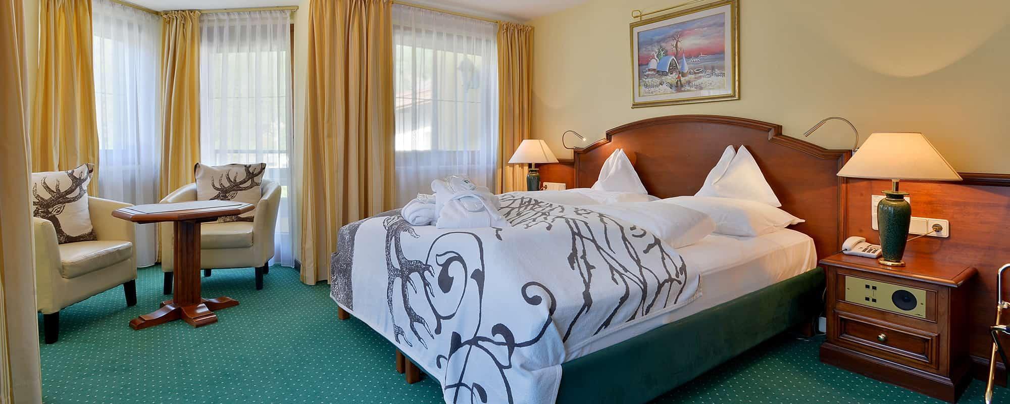 Manni Comfort Room Doppelbett