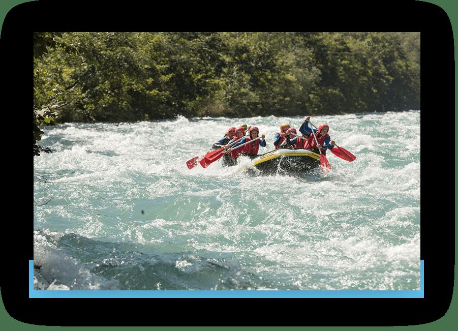 MANNI Rafting