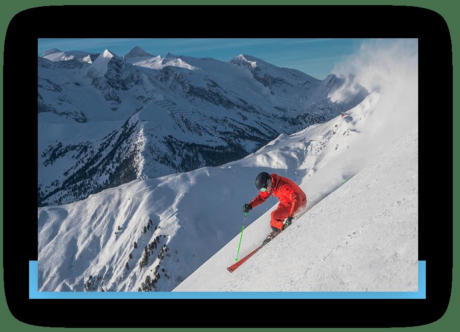 MANNI Skifahren mit Weitblick