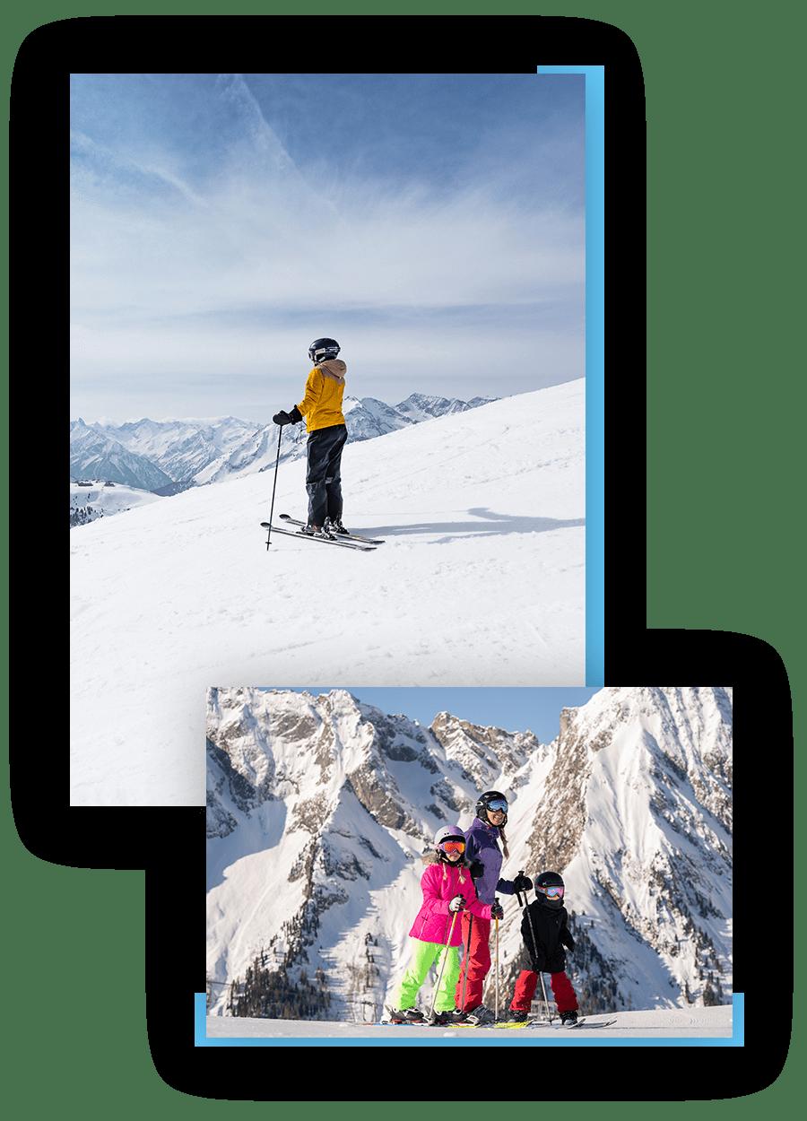 MANNI Skifahren mit Weitblick für die ganze Familie