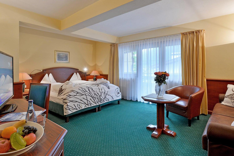 MANNI doppelzimmer comfort mit xxl doppelbett