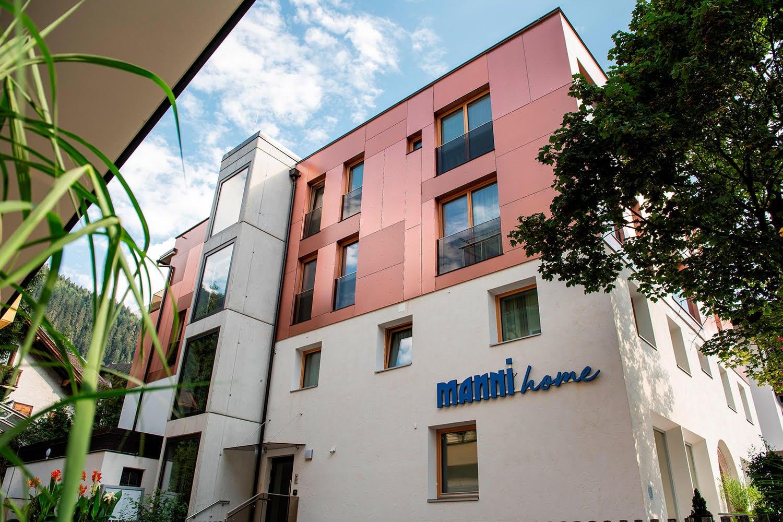 MANNI home in Mayrhofen