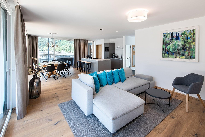 MANNI village luxus penthouse