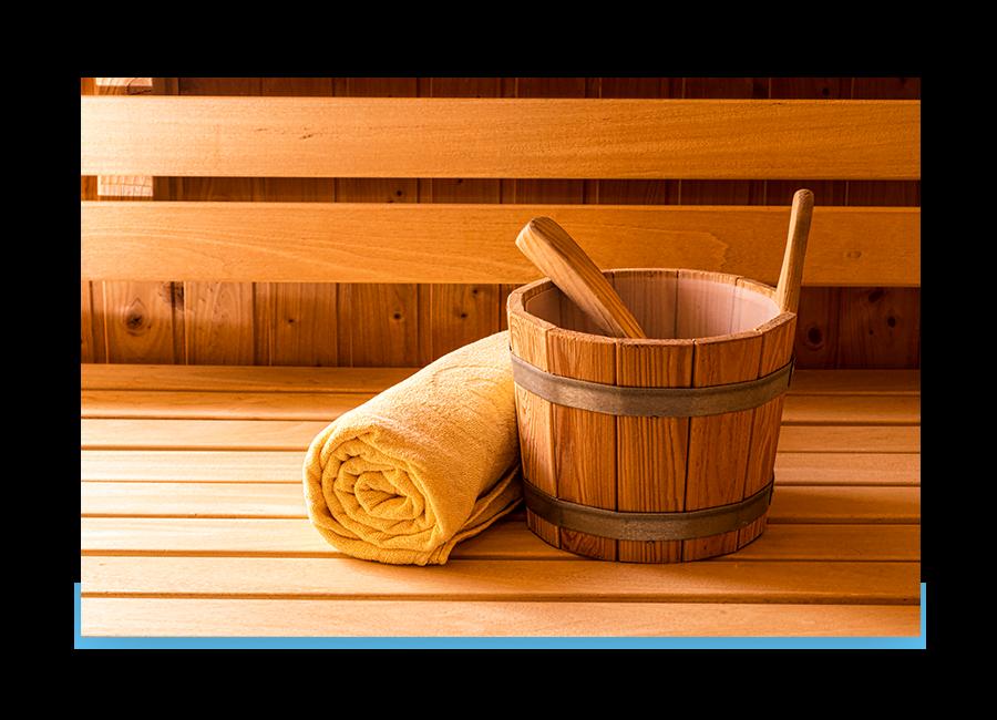 MANNI SPA finnische Sauna