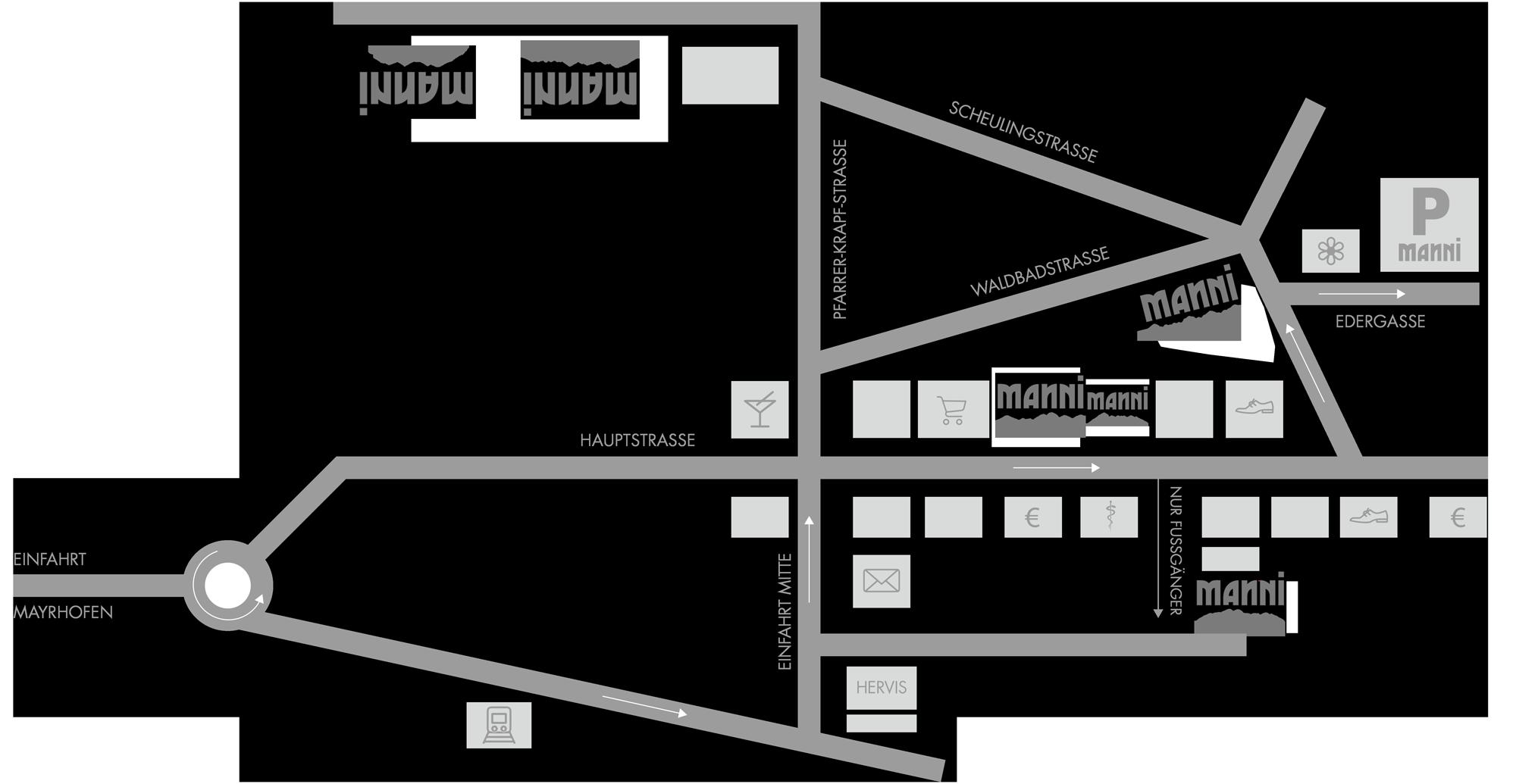 MANNI Karte
