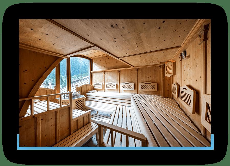 MANNI Kräuter Sauna