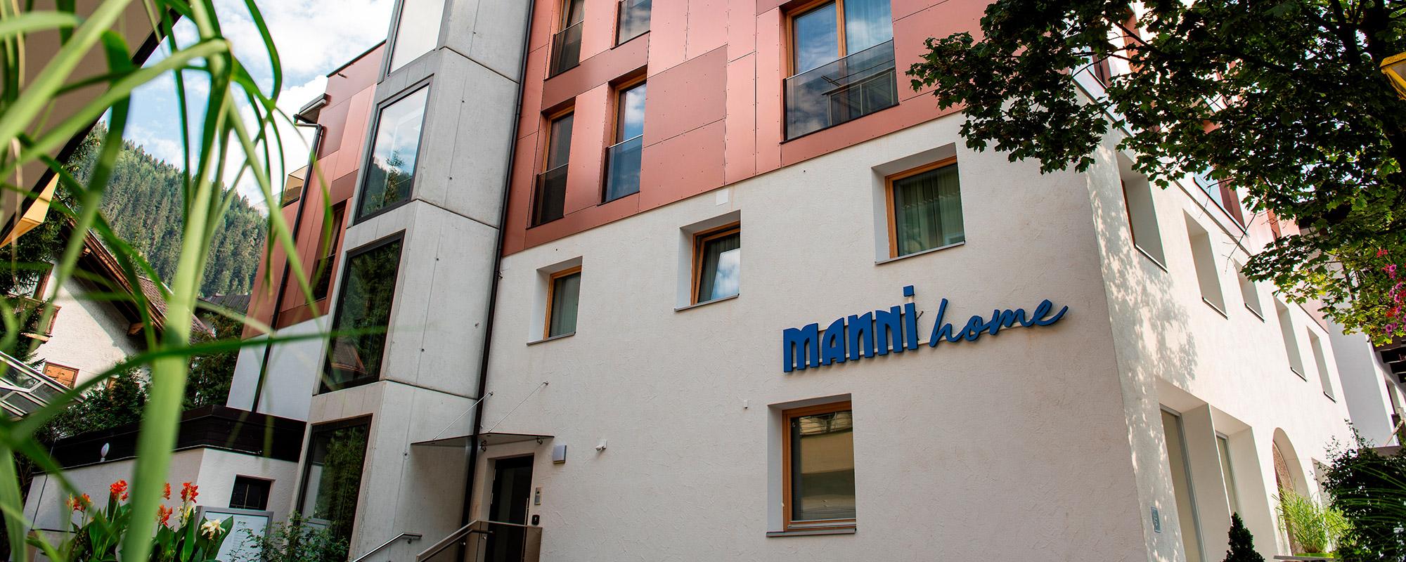 MANNI home moderner Urlaub in Mayrhofen